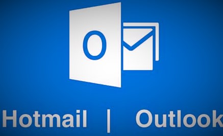 hotmail y outlook de Microsoft