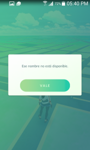 nombre avatar pokemon go