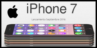iphone 7 lanzamiento 7 septiembre 2016